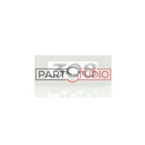 Monogramme hayon d origine pour Peugeot 308 depuis 05//11