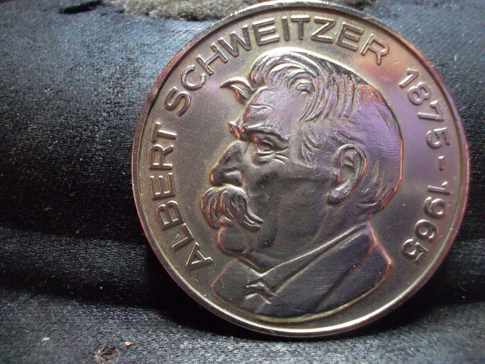 Vesteuropa, medaljer, 1965