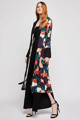 BCBGeneration Womens Kimono Blazer Black L