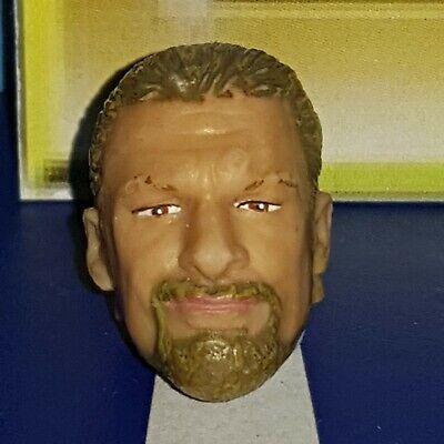 Mr Kennedy - Jakks RA Head Fodder for Customs WWE Wrestling Figures 2