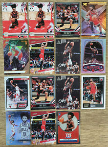 2019-20-Chronicles-Basketball-Coby-White-Rookie-RC-Lot-x15-Investment-Lot