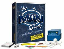 THE MAN GAME ~ FOR MEN OF ALL AGES & WOMEN WHO THINK THEY'RE MAN ENOUGH!
