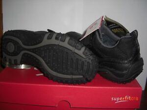promo code 29005 8d087 Details about Superfit Rip-tape Boys School Shoe Size 30 UK 11.5 Gore-tex  At Sale £30.00