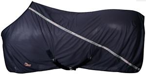 Cooling Or Fly Sheet Mesh-Pro Feinmaschiges Net Material Dark Blue 130-175