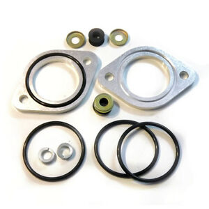 Weber-45-DCOE-Dellorto-DHLA-Solex-ADDHE-alloy-anti-vibration-soft-mount-kit