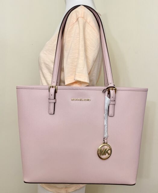 Michael Kors Women's Jet Travel Md Carryall Bag Blossom