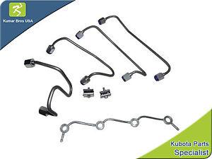 New Kubota KX71 KX71-3 CABIN KX71-3 CANOPY Overflow Pipe