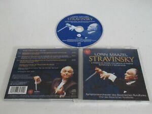 Igor-Stravinsky-Lorin-Maazel-Travaux-By-090266847020-CD-Album