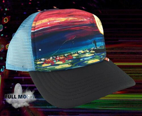 NEW Simms Fishing Artist Mens Trucker Snapback Cap Hat