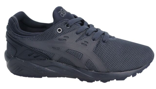 Asics Gel-Kayano Evo Lace Up India Ink Mens Textile Trainers HN6A0 5050 M16