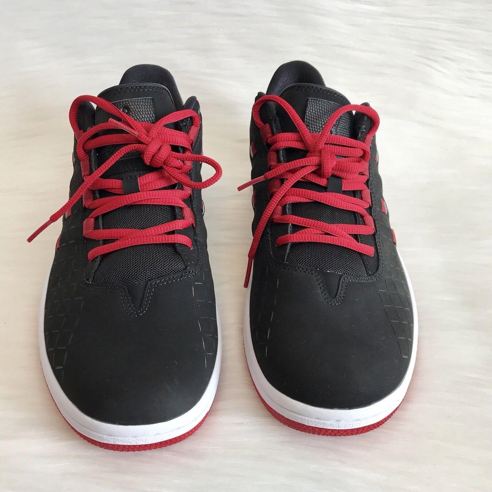 air jordan illusion faible     baskets noirs roux 705146 001 taille 11 328800
