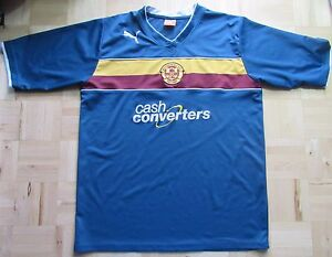 MOTHERWELL-FC-third-jersey-shirt-PUMA-2011-2012-Scottish-The-Well-adult-SIZE-XL