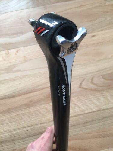 zero setback light rxl 0 road bike Details about  /Bontrager XXX carbon seatpost 31.6mm x 400mm
