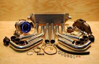 Vw Audi Golf Jetta Corrado Vr6 12v T3/t4 Turbo Kit Volkswagen Turbocharger