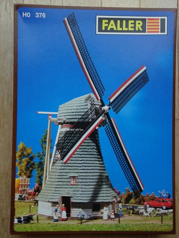 al precio mas bajo Molino de viento pequeño Faller H0 376 376 376 reconstruido nuevo caja original  precios bajos