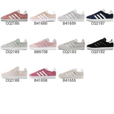 adidas Originals Gazelle Classic Womens Casual Shoes Vintage Sneakers Pick 1 | eBay