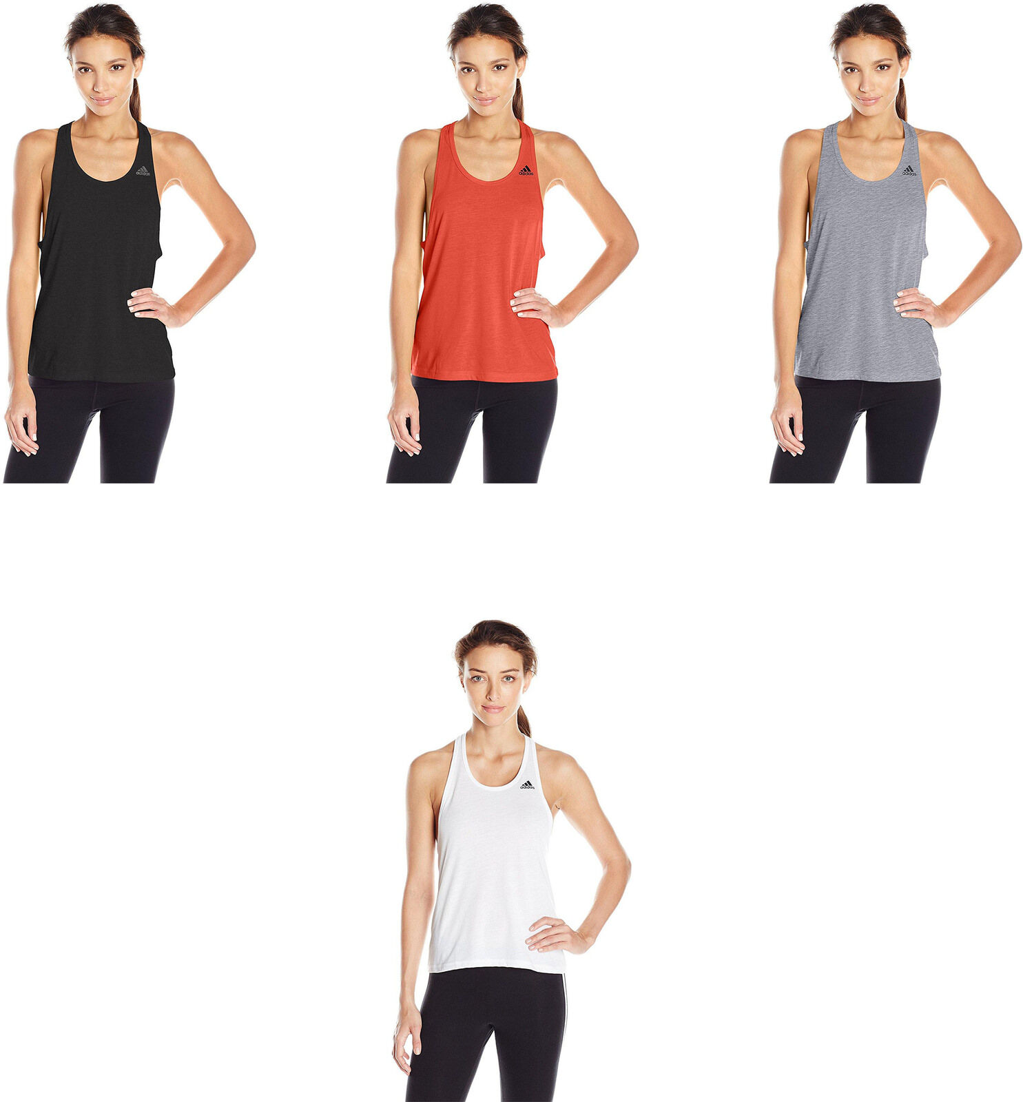 e273dacdebd55e adidas Women s Training Ultimate Tank Top