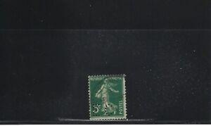 Perforé France N° 137 - Ec 22