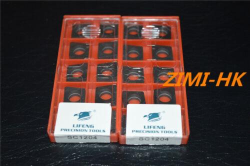 10pcs  Carbide Insert Shim Seats SC1204 CNC CNMG // CNMM //120408//04//12