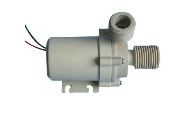 Solar 12V DC Hot Water Circulation Pump Brushless Motor Water Pump 5M 3M