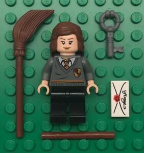 Lego Hermione Granger Minifig: Harry Potter Figure Lot: 4738 4842