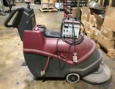 Minuteman Floor Scrubber Model Bm26036qp0883 With Charger And Battery