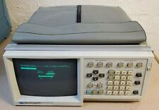 Vintage Tested Hewlett Packard Agilent 1630a Logic Analyzer 35 Channel With Probes
