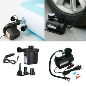 300PSI-Dc-12v-Portable-Electric-Mini-Tire-Inflator-Air-Car-Auto-Pump-For-Car