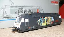 B20 Märklin 3751 E LOK Serie 460 Re 4/4 460 017-7  Heizerlok SBB