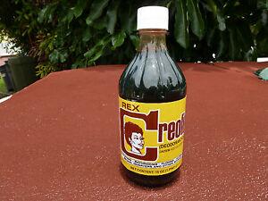 Cuban-CREOLINA-Coal-Tar-Deodorant-Cleaner-Ordor-Remover-16oz-Animal-Quarters