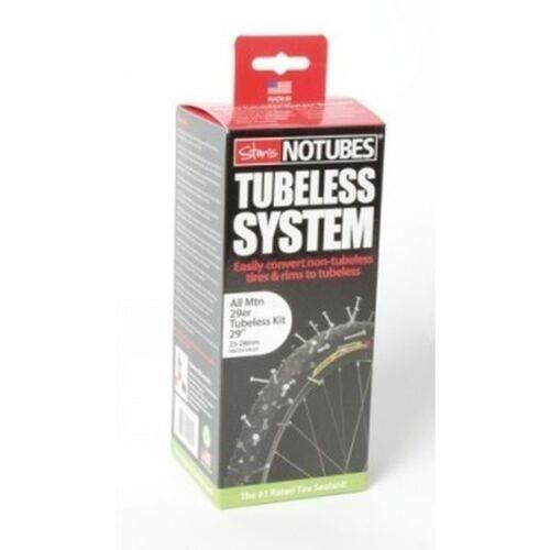 NOTUBES Tubeless System Kit All-Mountain KT0012 für 29er MTB Felgen 25-28mm