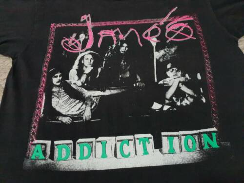 Very rare Vintage Janes Addiction 90's Lollapalooz