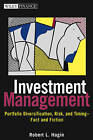 Investment Management: Portfolio Diversification, Risk and Timing - Fact and Fiction by Robert L. Hagin (Hardback, 2004)