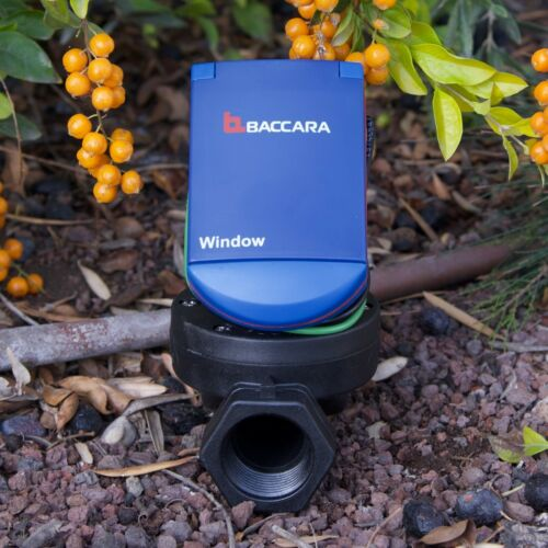 Baccara G75 C-1W  irrigation controller for sprouting and intensive cultivation