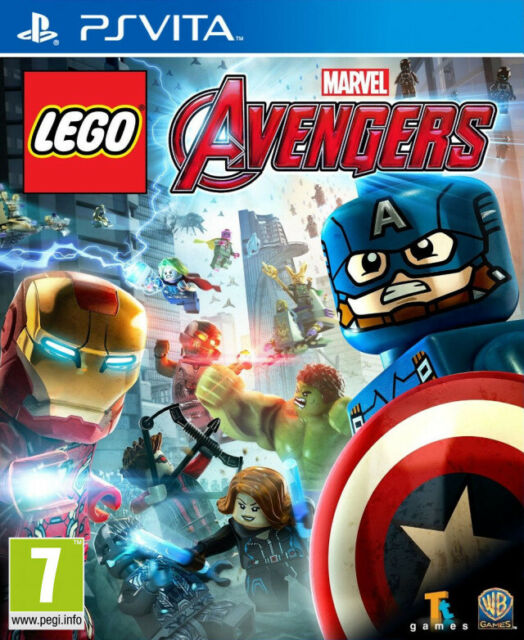 LEGO Marvel Avengers | PlayStation Vita PSVITA New (4)