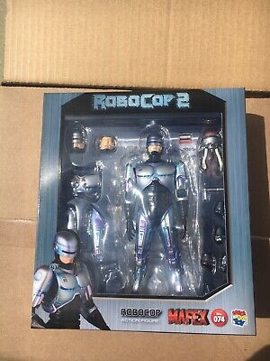 MEDICOM MAFEX ROBOCOP 2 NO.074 US SELLER 100/% AUTHENTIC! FREE SHIP