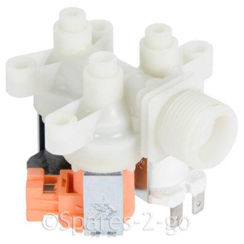 3 voie solénoïde remplissage eau vanne pompe pour zanussi ZWF1840 machine à laver