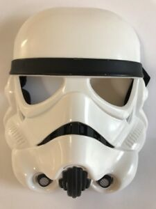 Star Wars Rogue One Imperial Storm Trooper Mask *Adjustable Size* NEW