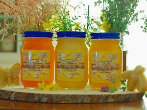 Arizona-Desert-Wildflower-Honey-4-1-2Pounds-Of-Raw-Honey-3-Different-Varieties