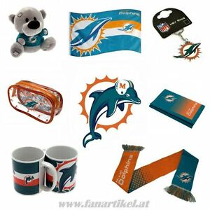 Miami-Dolphins-Fanshop-NFL-Football-Shop-Fanartikel-Fahne-Schal-Tasse-Pin