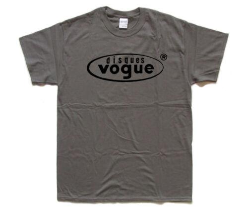 DISQUES VOGUE screenprinted Jazz T Shirt