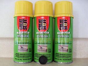 Details about 3 Cans Dow Great Stuff Pestblock Expanding Foam Sealant  Insulation 12oz