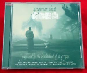 Abba-von-Gregorian-Chant-15-Tracks-CD-New-Sound-Ltd-2003