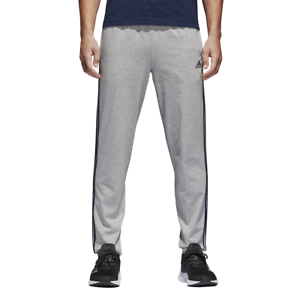 19d88d20fa98 Image is loading Adidas-Men-Pants-Running-Essential-3-Stripes-Fashion-