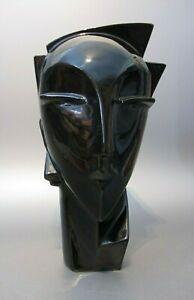 Vintage-Head-Bust-Lindsey-B-Balkweill-Inspiration-Beauceware-12-034-Art-Deco-Black