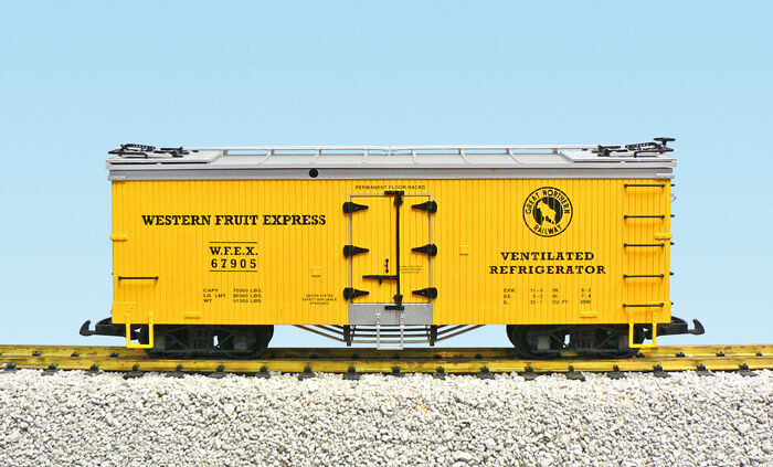 USA Trains G Scale R16494 Western Fruit Exp Assorted road  's CHOICE NEW RELEASE