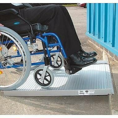 Roll Up Wheelchair Ramp by Drive Medical. FREE DELIVERY
