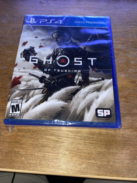 Ghost of Tsushima for PlayStation 4 [New Video Game] PS 4
