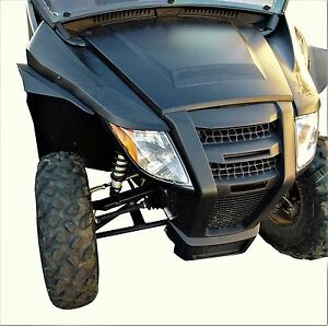 Arctic-Cat-Wildcat-Trail-700-fender-flares-mud-flaps-by-MudBusters