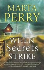 When Secrets Strike: Romantic Suspense set in Amish Country (House of Secrets)